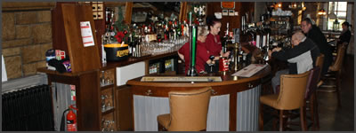 Houston Inn - Bar